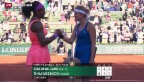 Video «Tennis: Roland Garros» abspielen