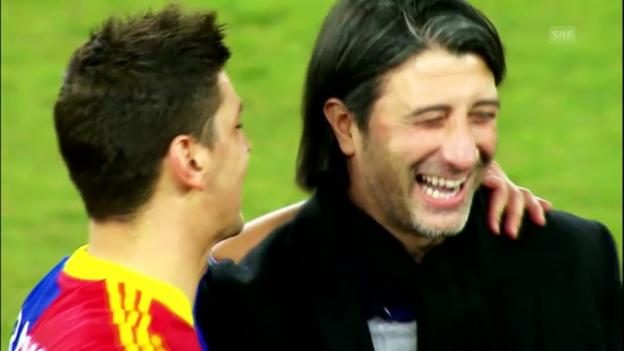 Video «Saisonrückblick FC Basel» abspielen