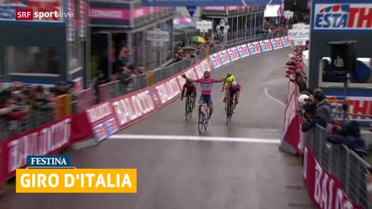 6. Giro-Etappe