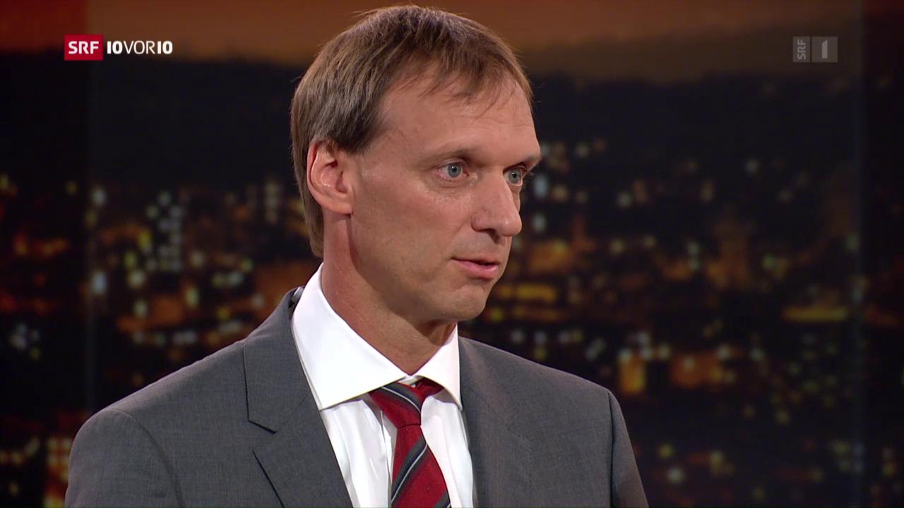 Stefan Wiemer, Erdbeben-Dienst ETH Zürich