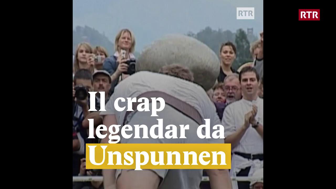 Il crap legendar da Unspunnen