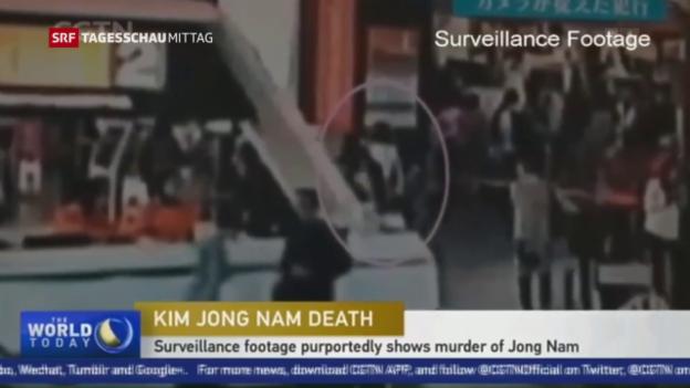 Video «Mordfall Kim: Brisantes Video aufgetaucht» abspielen