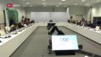 Video «TAS bleibt in der Causa Russland hart» abspielen