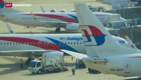 Video «Rätsel-Flug MH370: Die Suche läuft weiter» abspielen