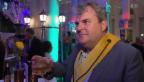 Video ««Tag des Schweizer Biers»: Mike Müller erhält Orden» abspielen