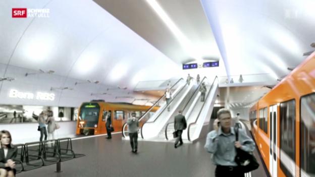Video «Schweiz aktuell vom 18.12.2012» abspielen
