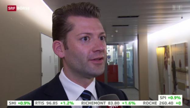 Video «SRF Börse vom 11.03.2015» abspielen