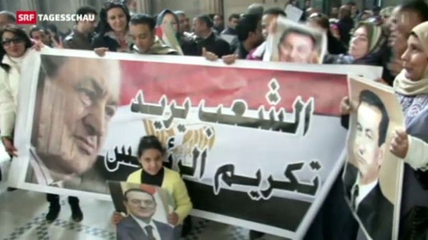 Video «Mubarak muss erneut vor Gericht» abspielen
