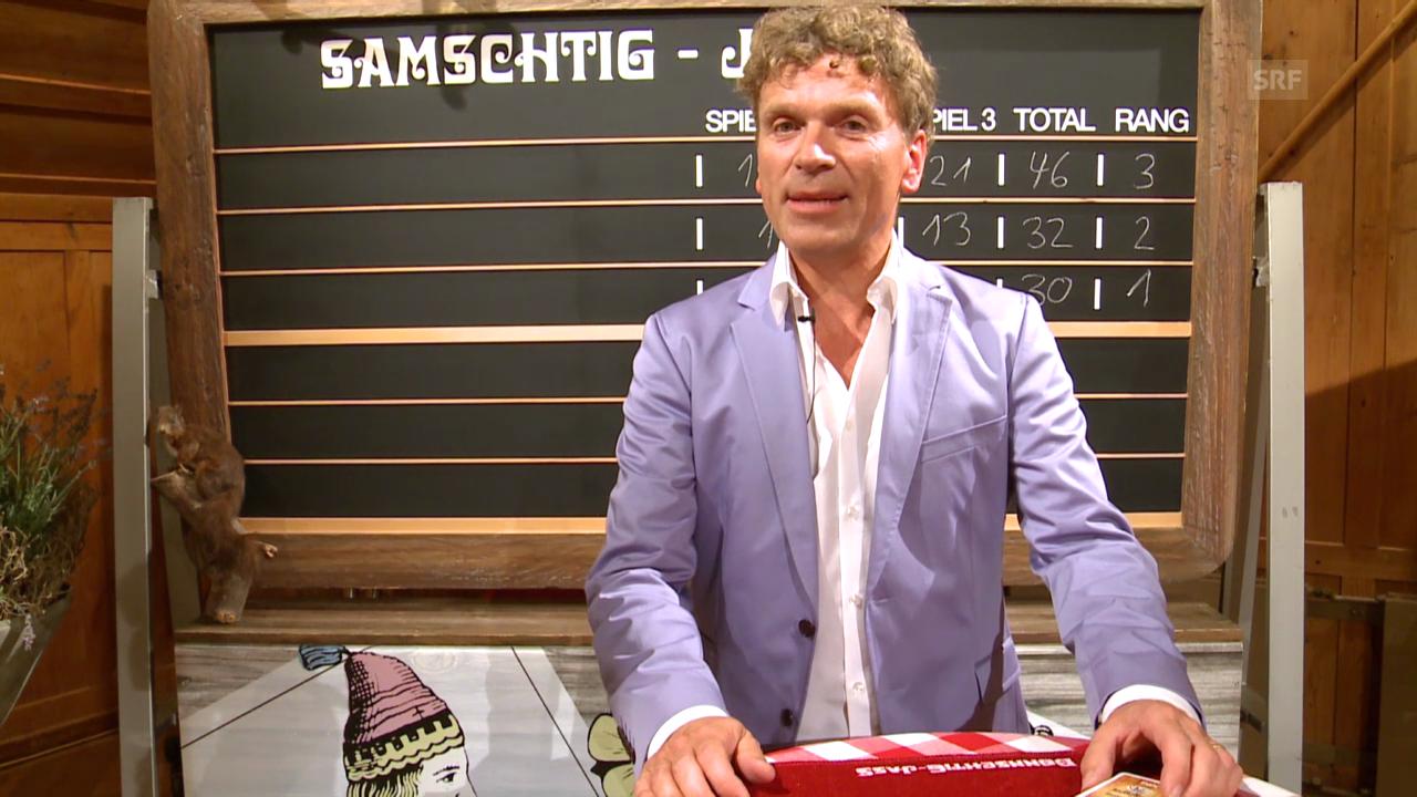 Jassexperte Dani Müller zum 4-Brettli-Weisen