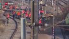 Video «Zugunfall in Luxemburg» abspielen
