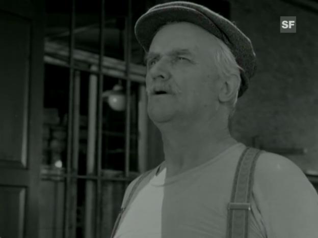 Video «Bäckerei Zürrer (1957)» abspielen