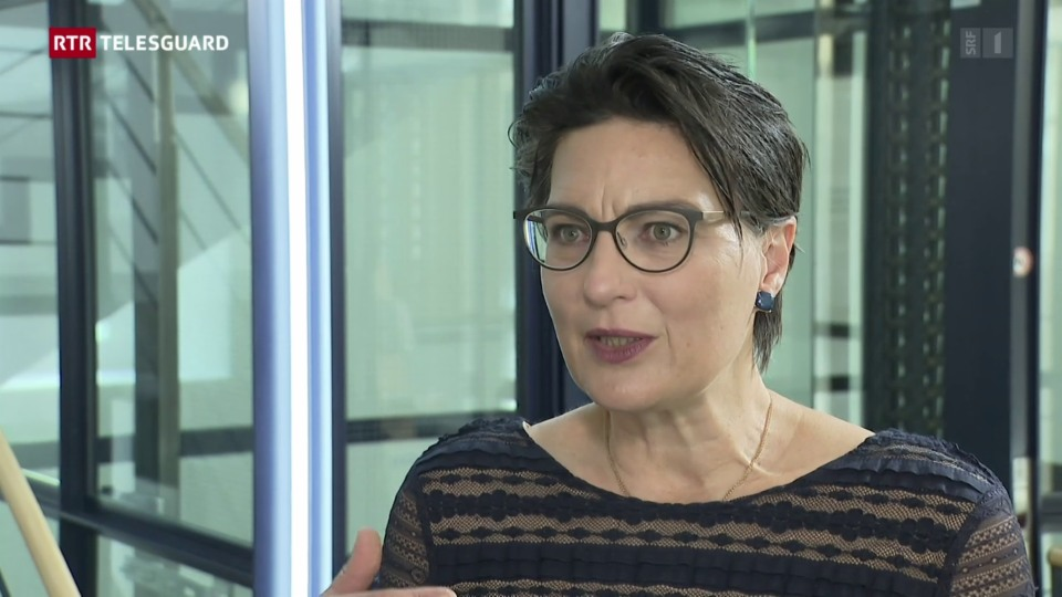Marina Jamnicki prenda posiziun davart vaccinar en scola