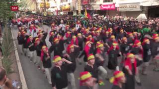 Video «Fokus: Hisbollah hilft Assad» abspielen