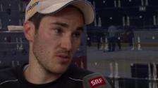 Video «ZSC Lions - Fribourg: Interview mit Thibaut Monnet» abspielen