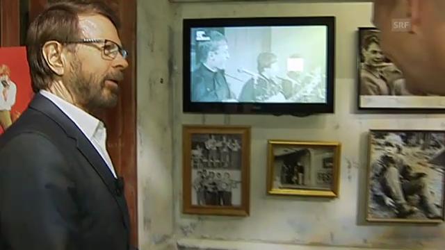 Björn Ulvaeus zeigt «sein» Abba-Museum