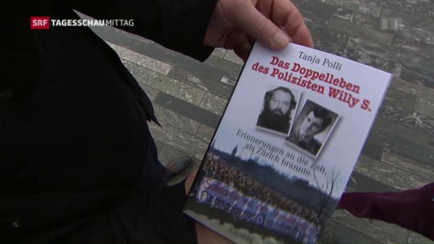 Video «Das Leben von Ex-Spitzel Willy Schaffner» abspielen