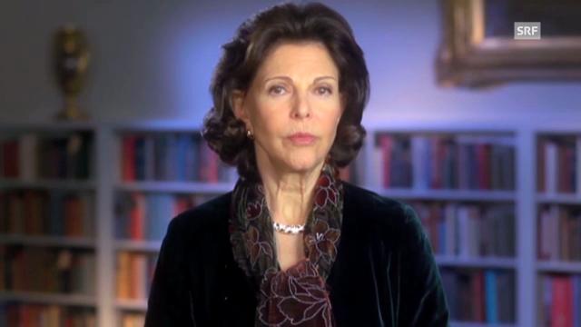 Die Video-Botschaft von Königin Silvia zur Nazi-Vergangenheit ihres Vaters