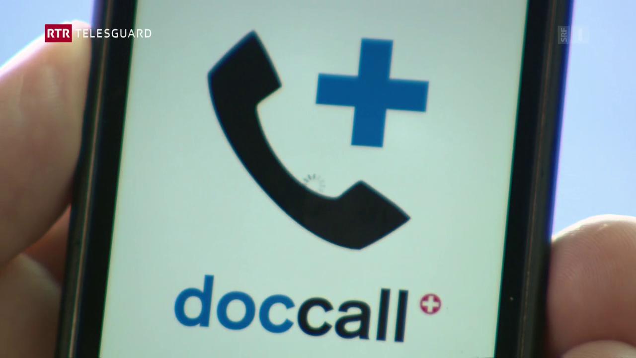 App Doccall per cas d'urgenza