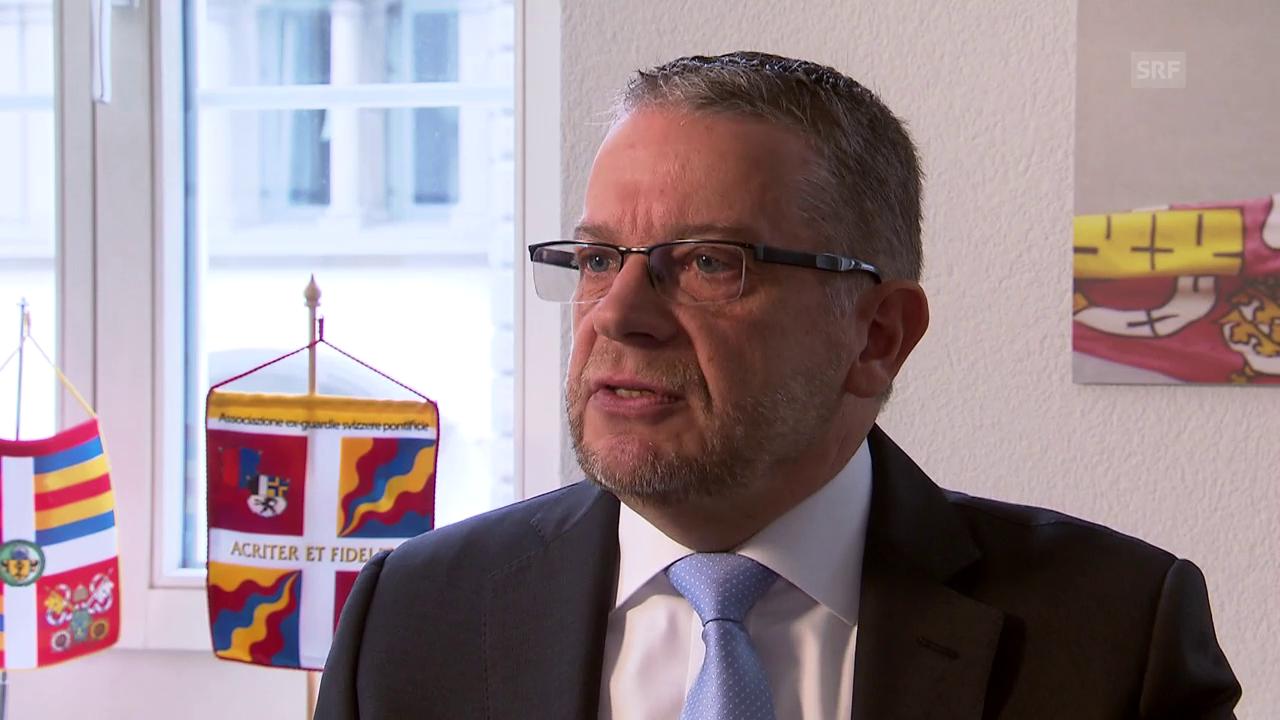 Messmer: «Die Anzahl der Kandidaten geht zurück»