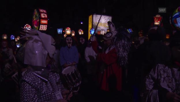 Video ««Morgestraich – vorwärts marsch!»» abspielen