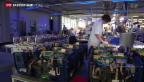 Video «Schweizer Aussenhandel gesunken» abspielen