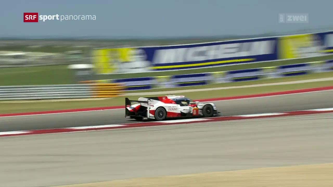 Motorsport: Langstrecken WM