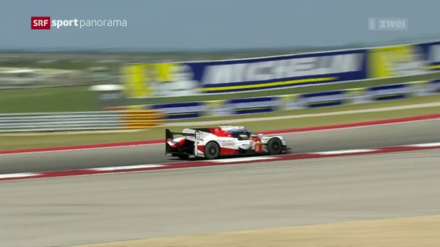 Video «Motorsport: Langstrecken WM» abspielen