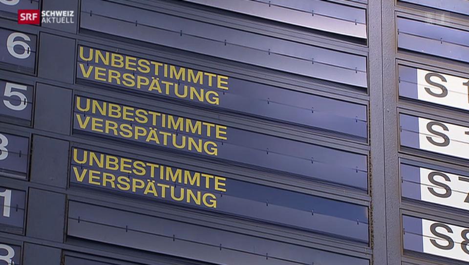 SBB muss Zürcher Verkehrsbund 1,8 Mio. zahlen