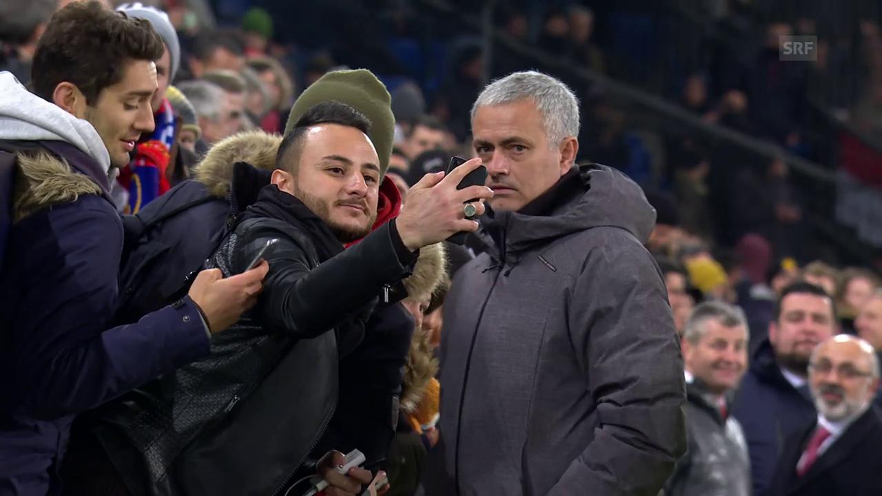 Mourinho: «Hätten 5:0 zur Pause führen können»