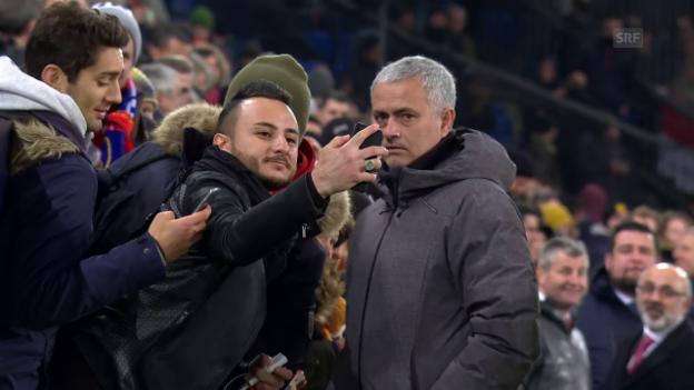 Video «Mourinho: «Hätten 5:0 zur Pause führen können»» abspielen