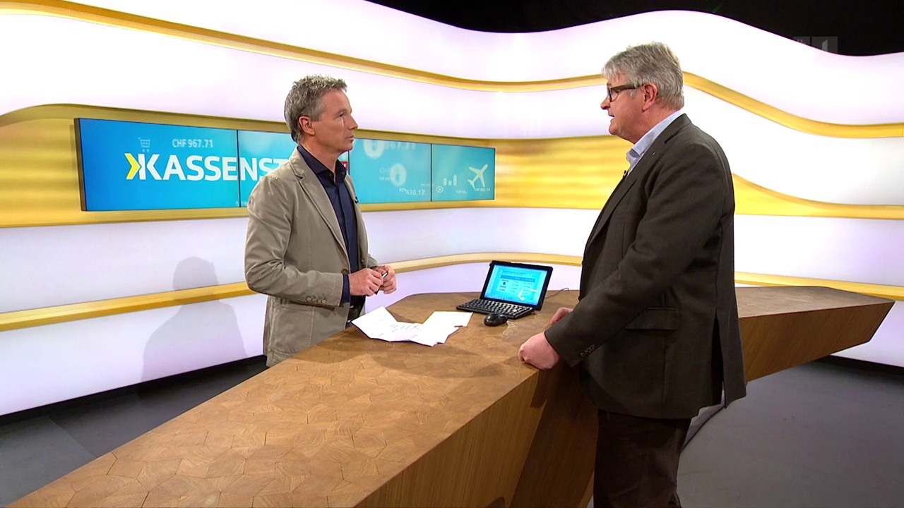 Studiogespräch mit Ruedi Ursenbacher, Versicherungsexperte Fairsicherungsberatung