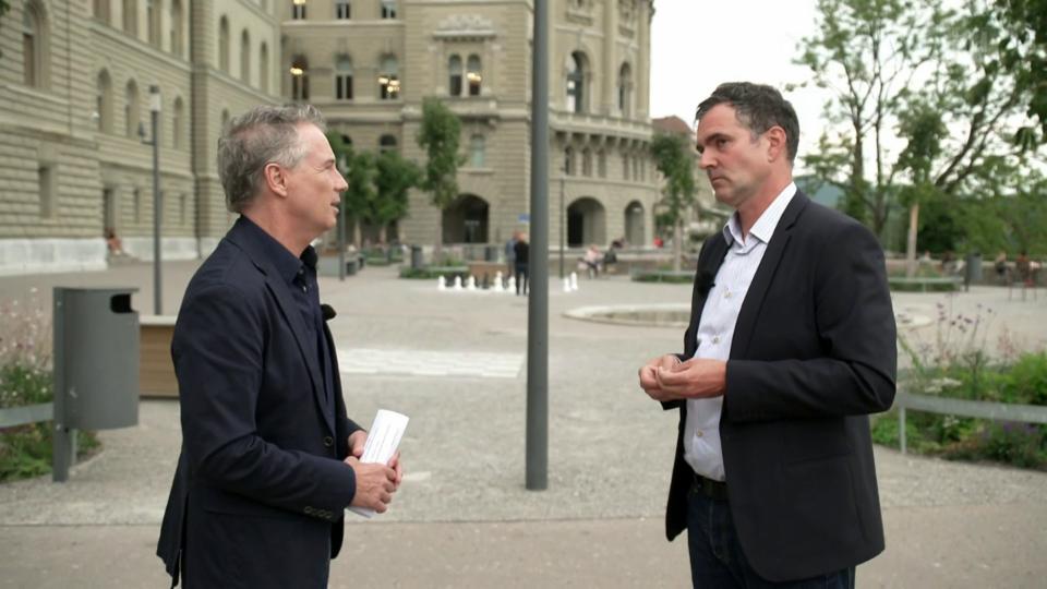 Interview mit Matthias Hürlimann, Leiter Telecomrecht BAKOM