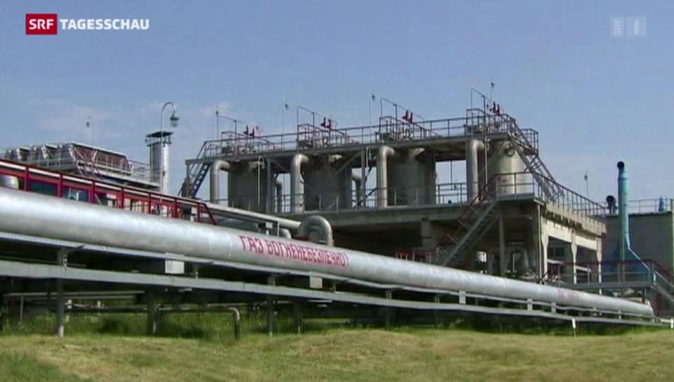 Aus für South-Stream-Pipeline