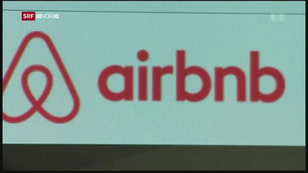 Video «Keine neuen Regulierungen für Airbnb» abspielen