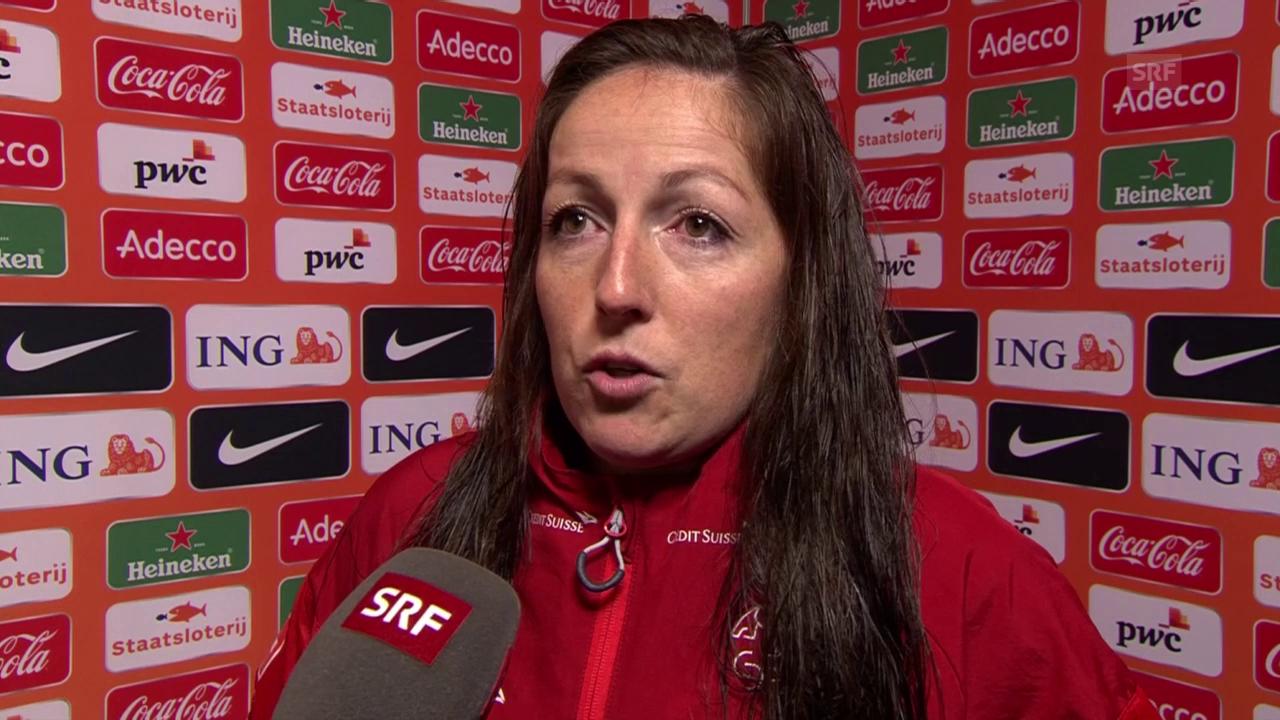Martina Moser: «Wir haben sie beschenkt»