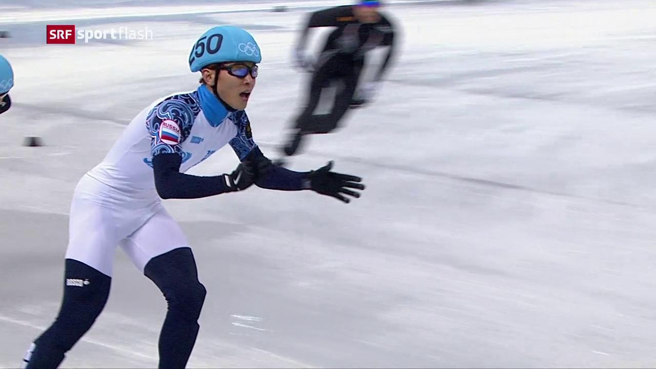 Viele russische Stars fehlen bei Olympia