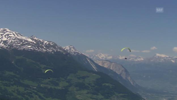 Video «Langstreckenflug Teil 2» abspielen