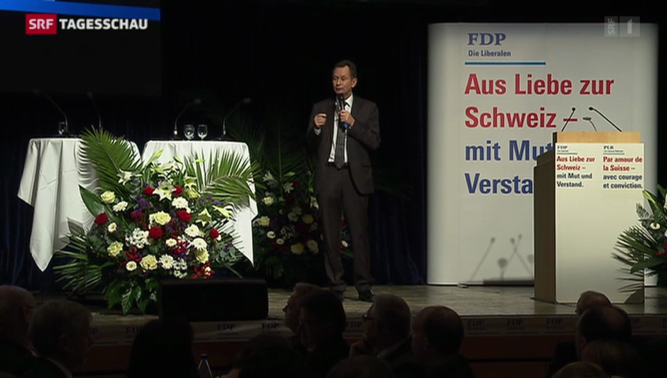 Delegiertenversammlung der FDP