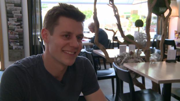 Video «Folge 4: Dominic Hänni aus dem Film «Mein Name ist Eugen»» abspielen