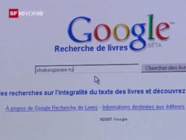 Video «Jahrhundertprojekt von Google» abspielen