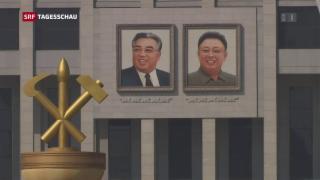 Video «Militärische Muskelspiele» abspielen