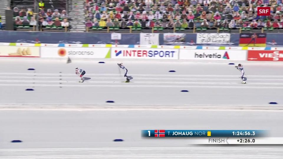 Weng gudogna sprint final cunter Karlsson
