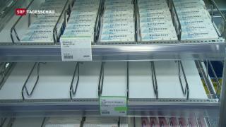 Video «Mangelware Impfstoff» abspielen