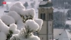 Video «Misstöne wegen stummen Glocken» abspielen