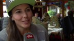 Video «Am Medientag mit Michelle Gisin, Beat Feuz & Co.» abspielen
