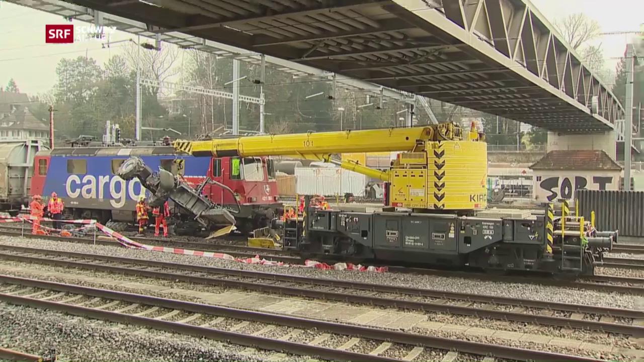 Tödlicher Zugunfall