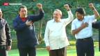 Video «Was bleibt nach Chàvez?» abspielen