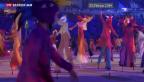 Video «Zweite Eröffnungsfeier in Sotschi» abspielen