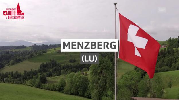 Video «Dorfporträt: Menzberg (LU)» abspielen