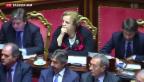 Video «Fall Cancellieri: über Telefonanrufe und ihr Nachspiel» abspielen